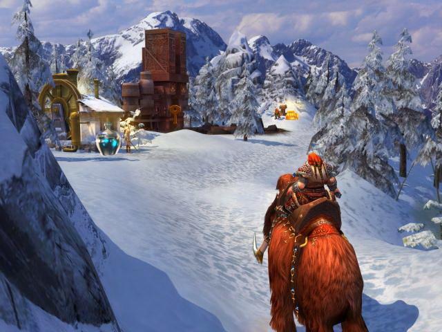 Фотографии. Heroes of Might and Magic V: Владыки Севера, офици